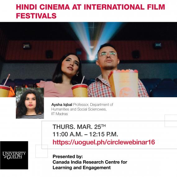 Hindi Cinema At International Film Festivals